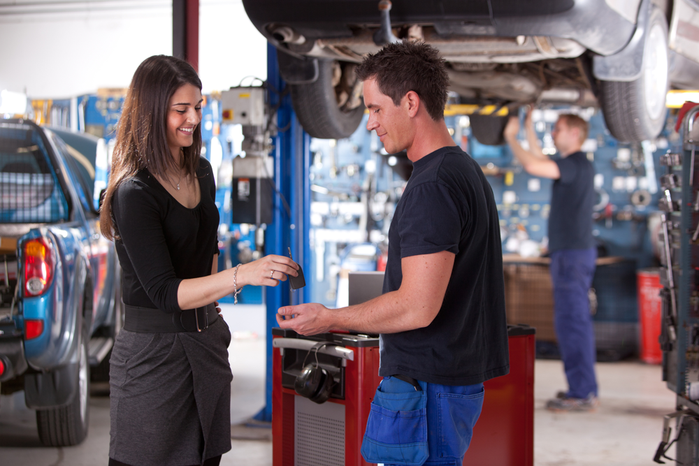 Customer Retention in the Automotive Repair Industry