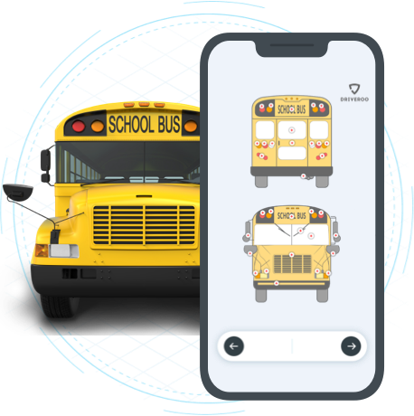 school bus pre-trip inspection